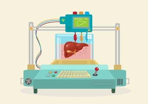 Why do we need 3-D printed and cloned organs?