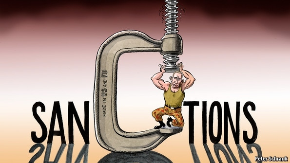 Is it possible the side effect of the sanctions?